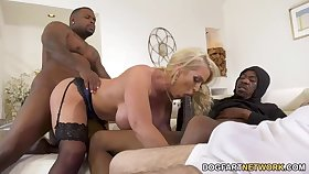 Alura's Boastfully Tits get Stepson away of Trouble!