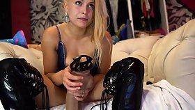 Bbc anal hd and romanian webcam milf blonde