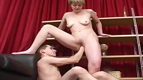 Mature Fucked And Fisted By Young Man