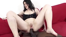 Cock itchy mature women take big and black dicks inside their assholes so deep and good
