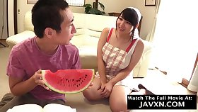 BBW Japanese Milf And Hot Stepson